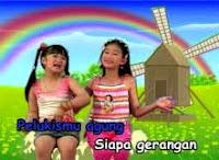 Pelangi Pelangi - Sharlene & Theresa (Lagu Anak)