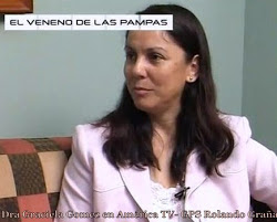 "AmricaTV GPS ""El veneno de las pampas"""