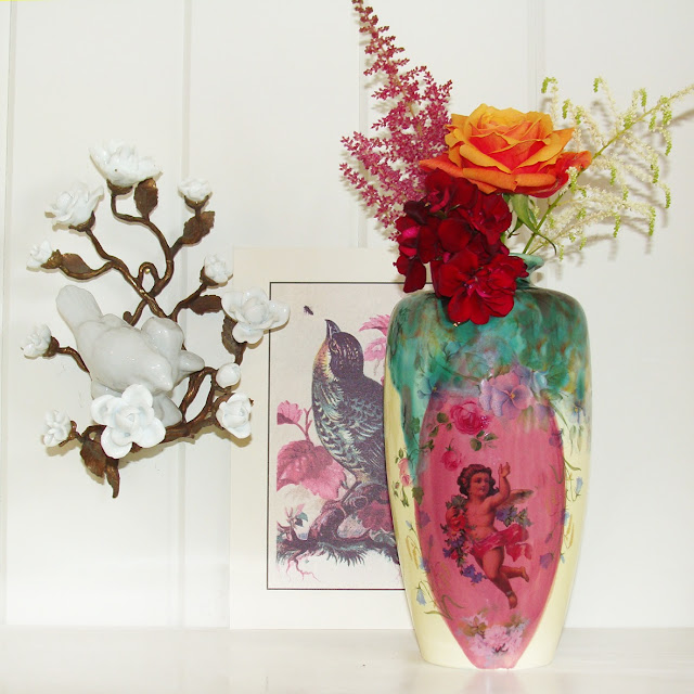 angels delight vase