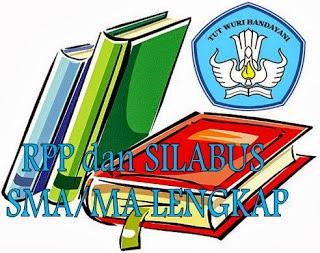 Contoh RPP dan Silabus Penjas SMA Kelas X, XI, XII