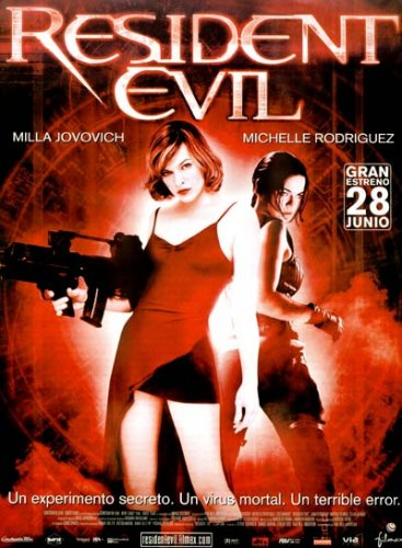 Resident Evil – O Hóspede Maldito Dublado