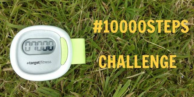 #10000STEPS challenge