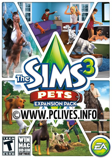 download pc game The Sims 3: Pets full version free