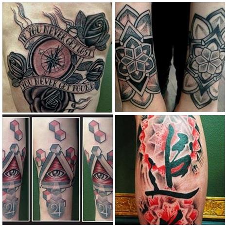 Stacie michelle tap alessio for Cherry bomb tattoo parlor perth