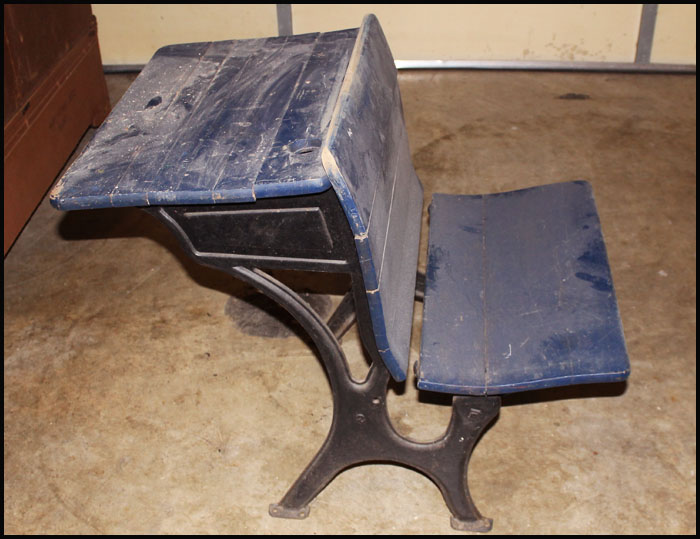 Sawdust designs old school desks gets a new lease on life for School furniture used