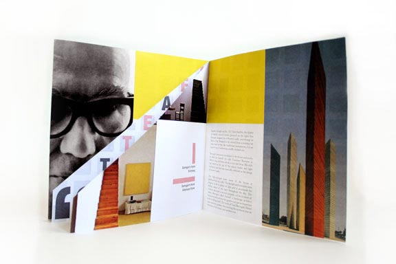 40 Awesome Exhibition Museum Brochure Design Ideas JayceoYesta – Brochure Design Idea Example