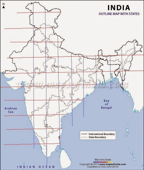 History For Civil Servises Examination INDIAN HISTORY THROUGH - Portugal india map