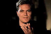 Seriously intense Michael Shannon