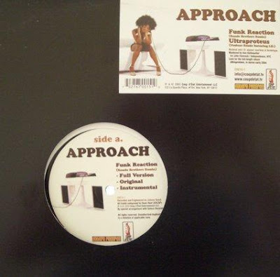 Approach – Funk Reaction / Ultraproteus (VLS) (2003) (320 kbps)