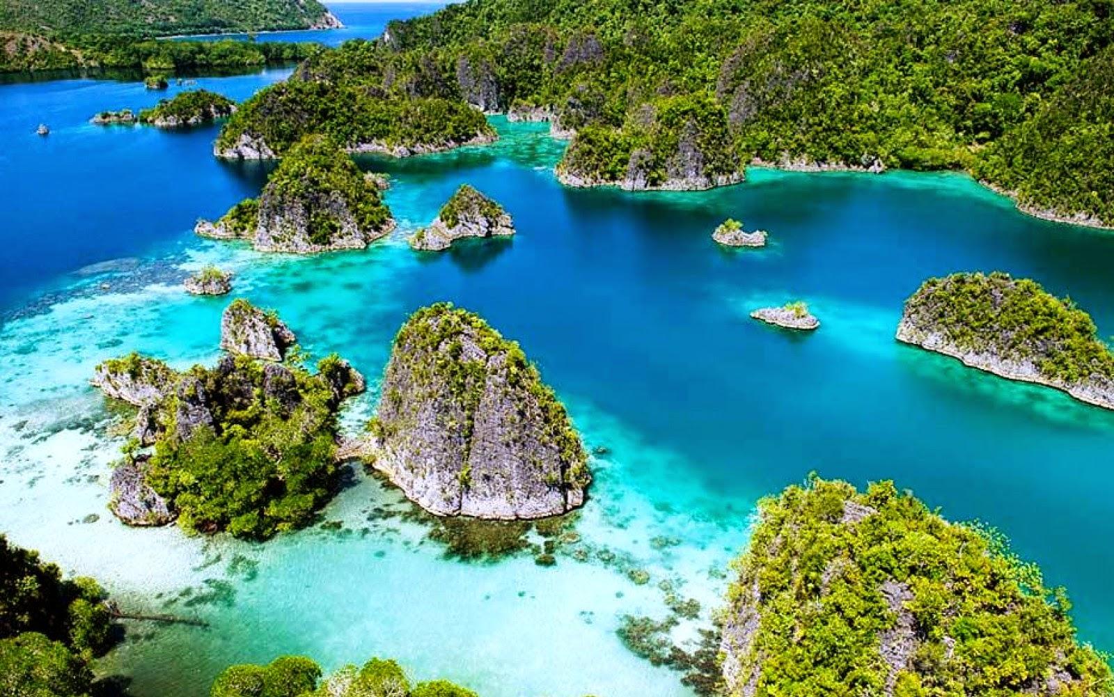 Wisata Kepulauan Raja Ampat