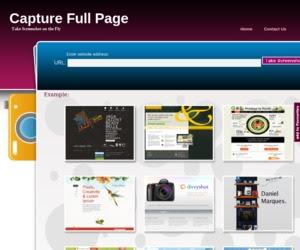 Screenshot Online e Thumbnail - I migliori strumenti nel web per catturare immagini!