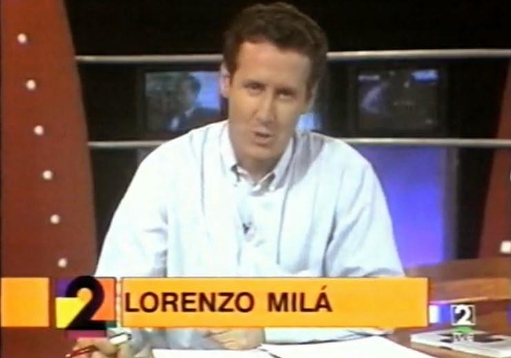 20º aniversario de La 2 de TVE