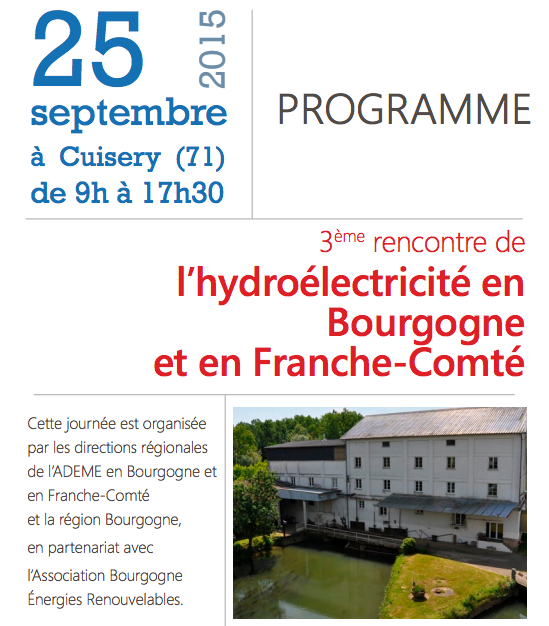 6e rencontre de l'officine