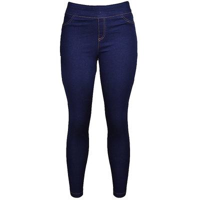 Lisa Pencil Jeans - Navy Blue