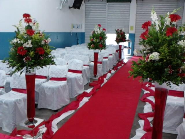 decoracao de casamento igreja evangelica : decoracao de casamento igreja evangelica:KEEP ON Eventos: CASAMENTO 15/10/2011 – Igreja Evangelica Àguas que