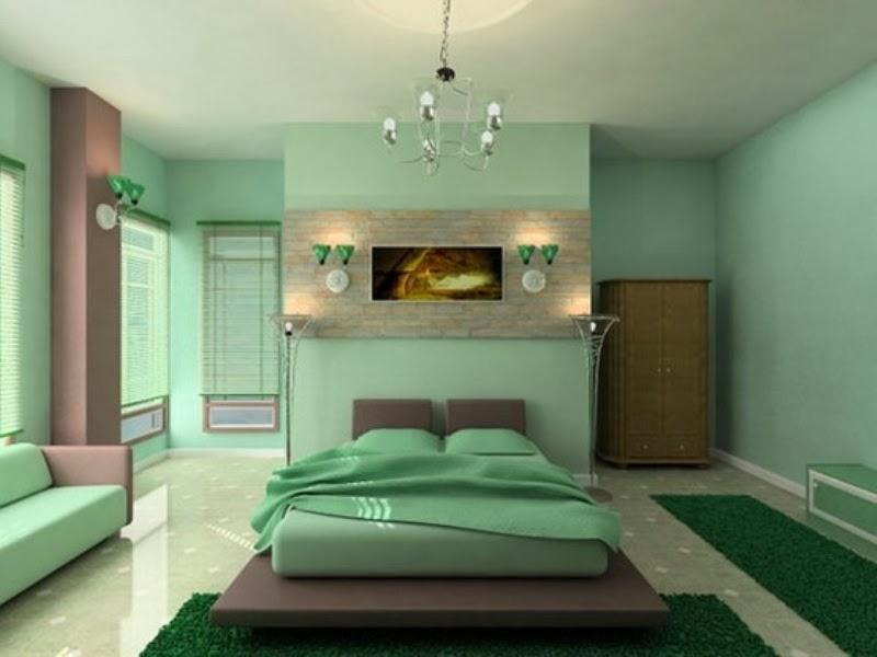 Desain Kamar Tidur Minimalis yang Harmonis