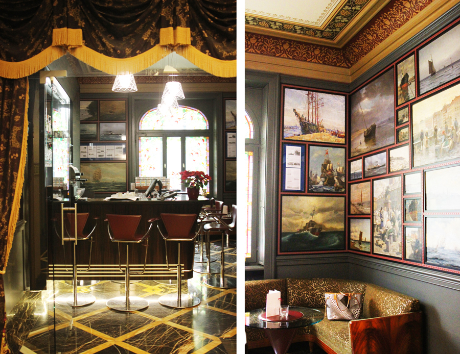 Gallery Park Hotel Riga Restaurant Renomme