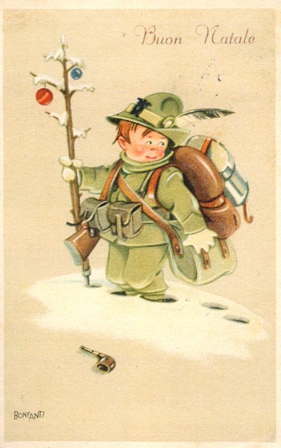 Top Prìncipi e Princípi: Buon Natale in cartolina TT51