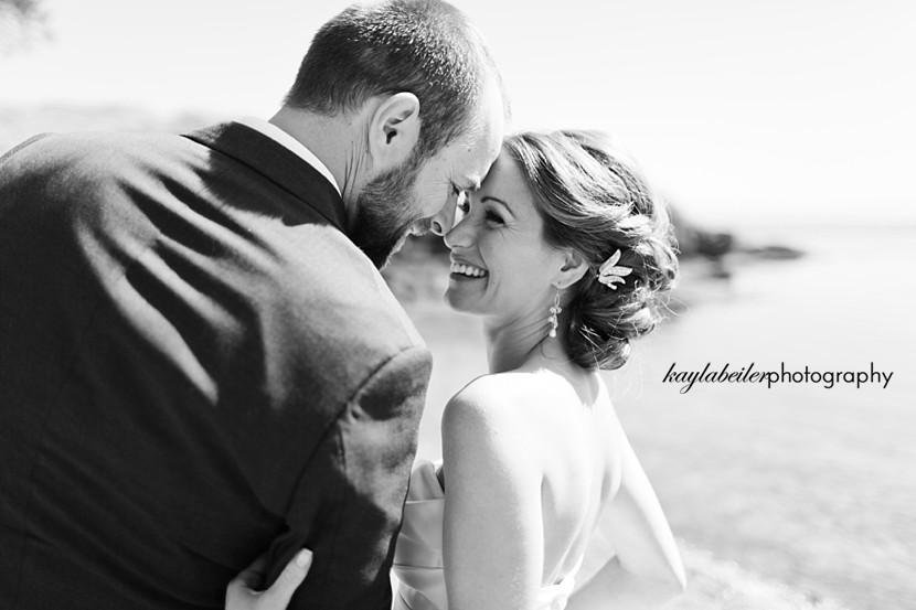 sunshine coast bc wedding photo
