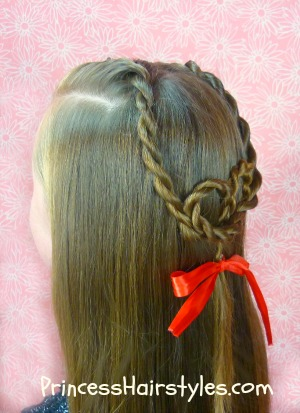 Rope Braid Heart