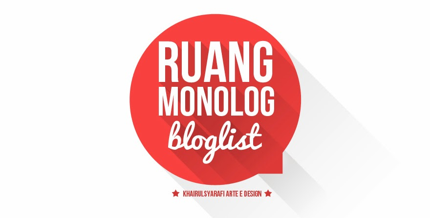 DESIGN BLOG BLOGLIST RUANG MONOLOG