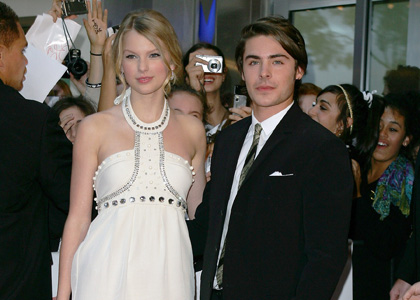 The WOLF Morning Show: Taylor Swift & Zac Efron together??