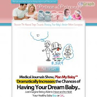 Plan My Baby - Baby Gender Selection - Prince or