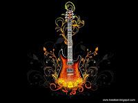 wallpaper guitarra