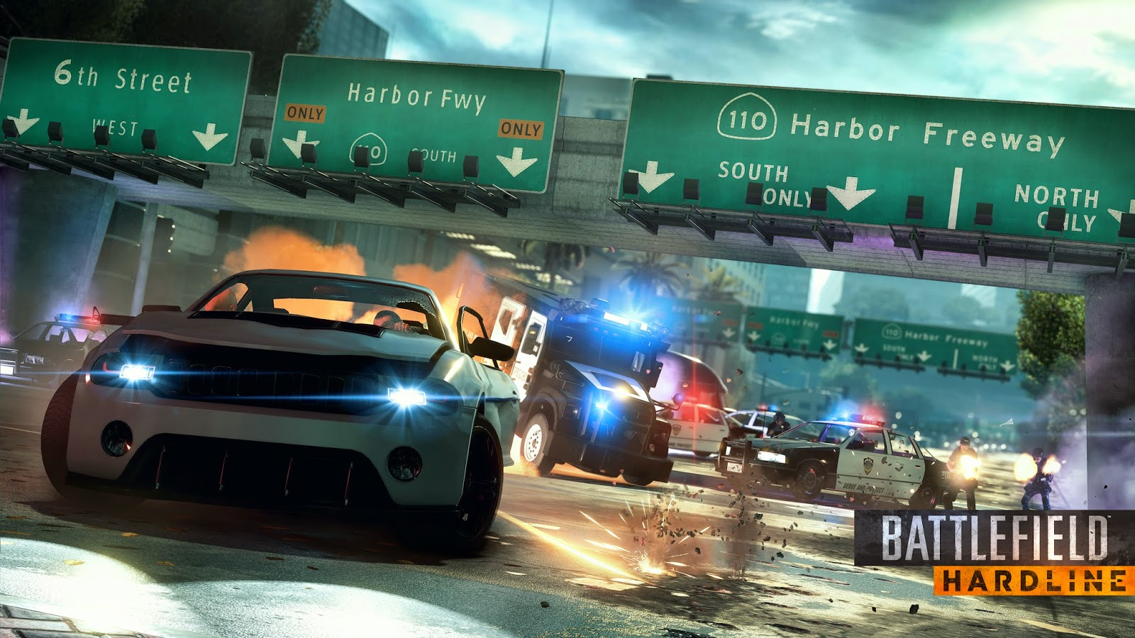 Battlefield hardline pc version