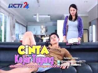 Cinta Kejar Tayang FTV