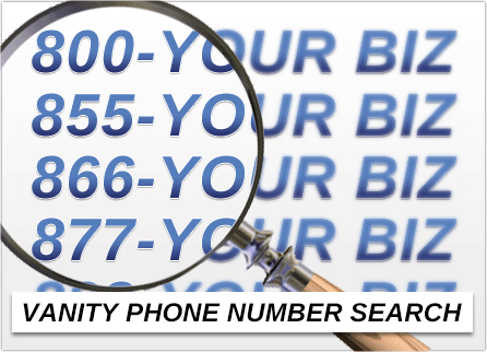 Vanity Phone Number Search For New Business Articles Buzz