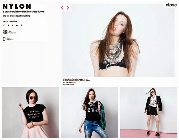 Haley Sutton - Cast Images - Nylon Magazine