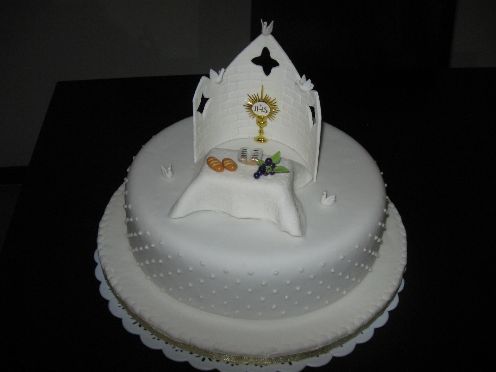 Delicake Tortas y Postres: tortas de primera comunion