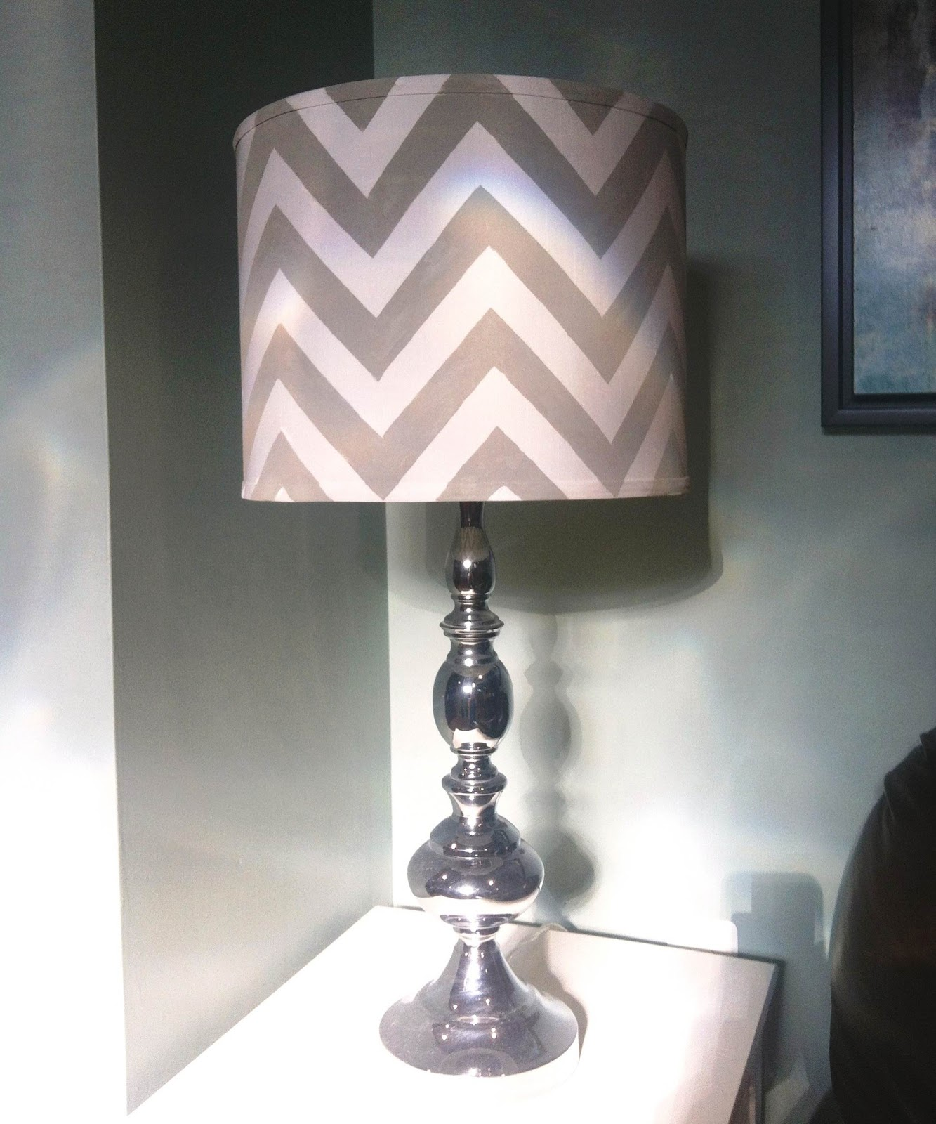 Juneberry lane juneberry home diy lamp shade fun - Diy lamp shade ...