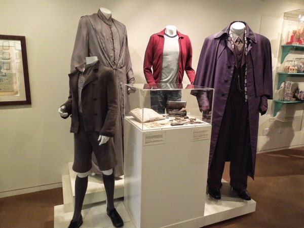 Harry Potter Half-Blood Prince costumes film props