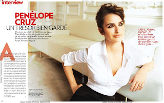 Penelope Cruz - Marie Claire France - March 2011<br />