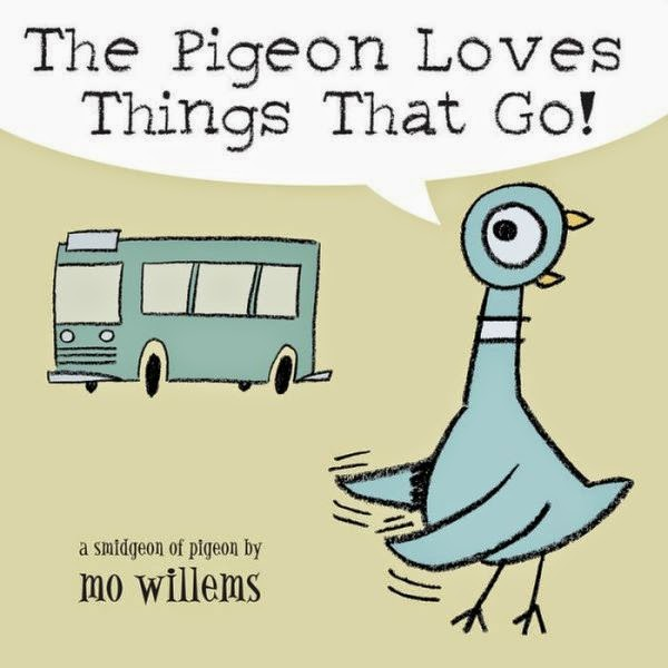 Favorite Children's Authors Series {Mo Willems} @ Blissful Roots