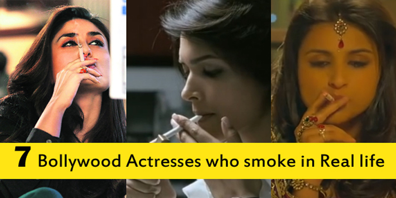 When Bollywood actors were caught SMOKING in real life ...