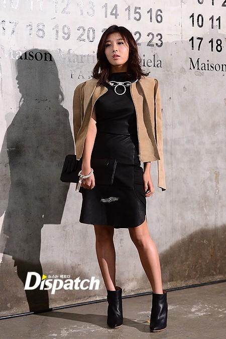 Yubin Wonder Girls Maison Margiela x H&M 04