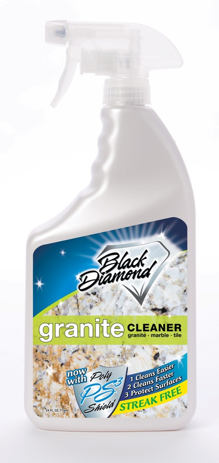 Marble Counter Cleaners : Momma drama black diamond granite counter cleaner review