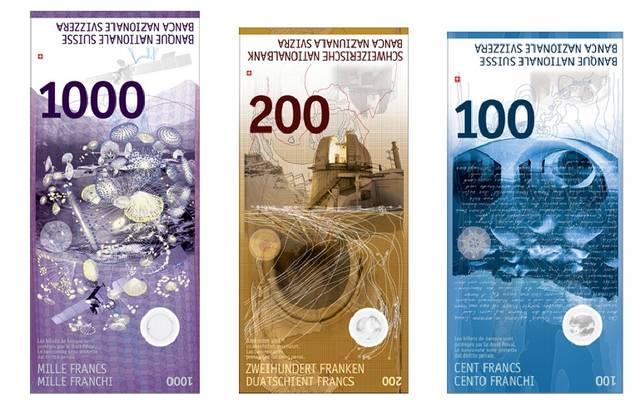 billet de banque suisse histoire