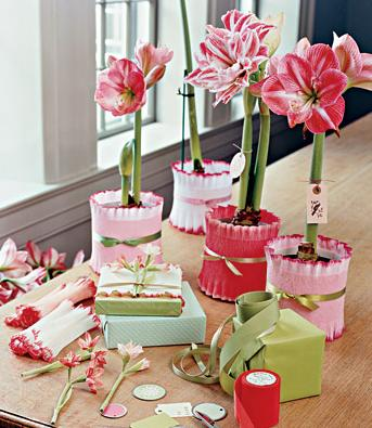 A mi manera c mo hacer centros de mesa para decorar fiestas - Como decorar mesas para fiestas ...