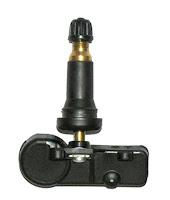 Válvula y emisor de presión de neumático en el Citroën C5