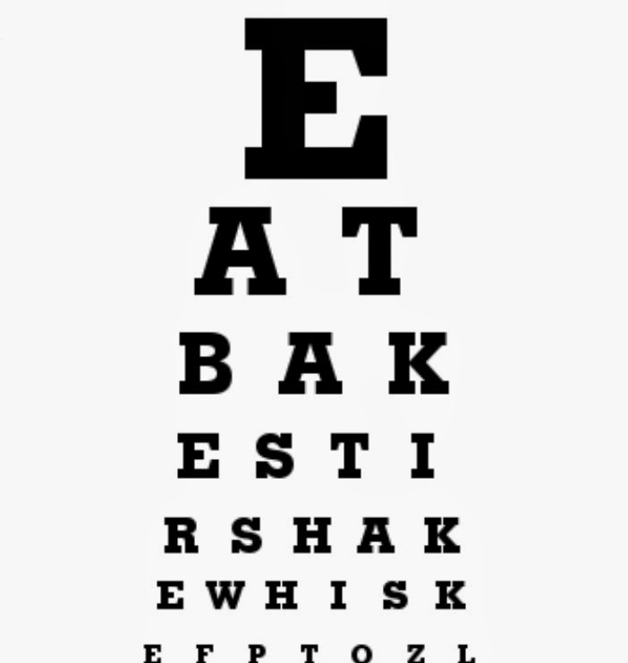 Free Printable Eye Chart Peopledavidjoel