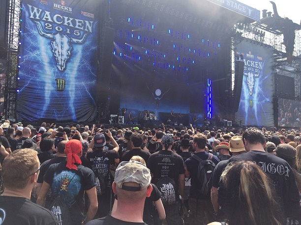 Amorphis at Wacken Open Air