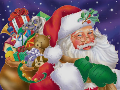 Santa Clause Photos for Merry Christmas Wallpaper