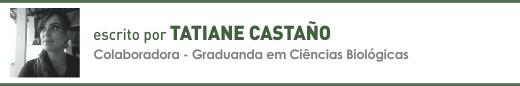 Clique aqui para ler mais sobre artigos de Tatiane Castaño