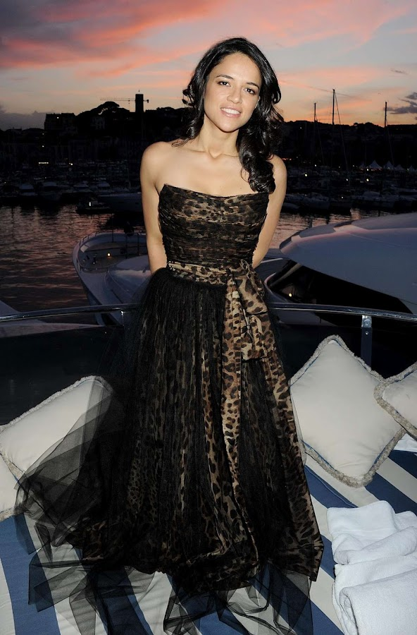 MICHELLE RODRIGUEZ  in Cannes 2012