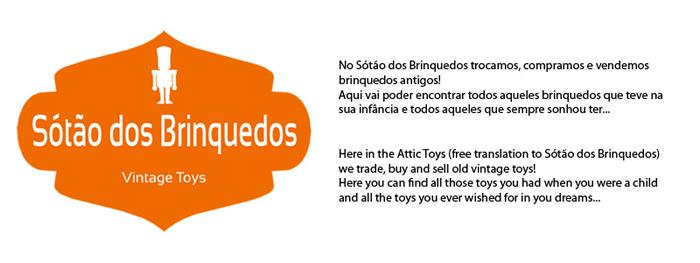 Sótão dos Brinquedos - Attic Toys