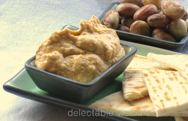 jackfruit seed hummus